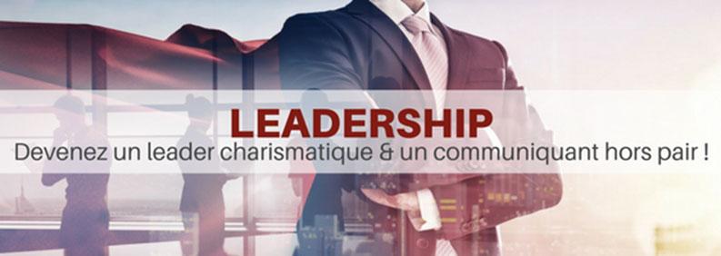 Masterclass : Boostez votre Leadership !