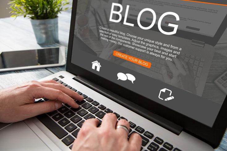 Rédaction d'articles blog