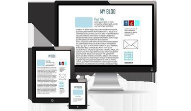 Outil présence digitale : blog professionnel