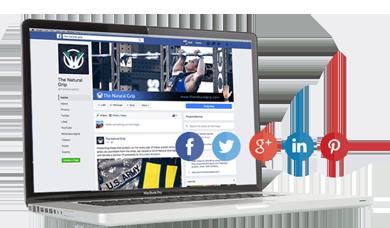 Outil présence digitale : réseaux sociaux