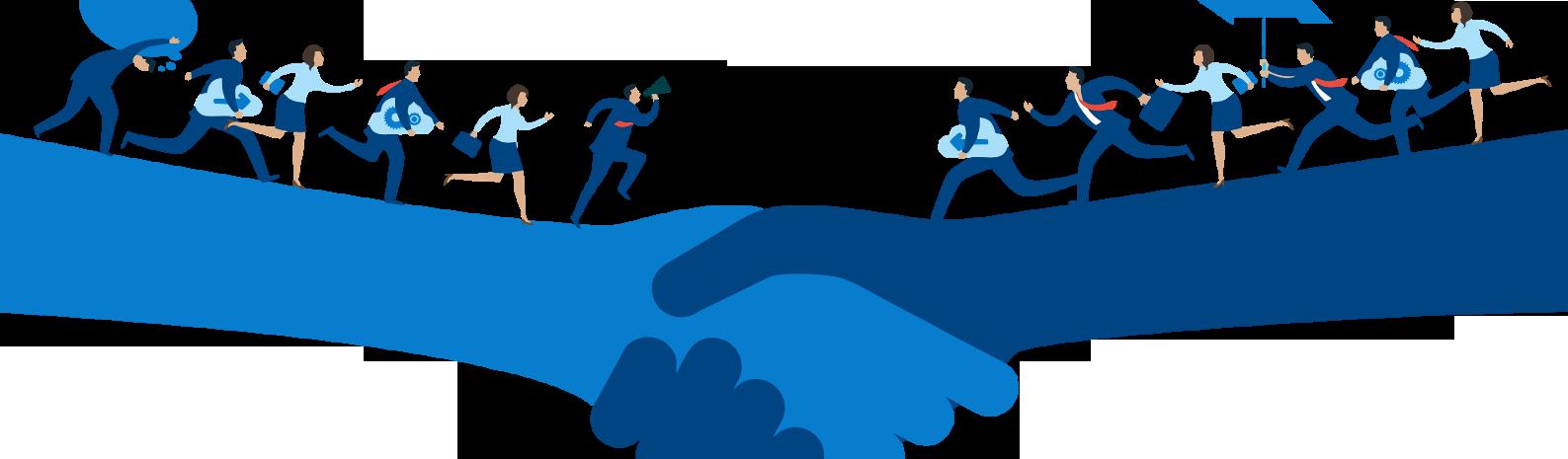 Réseaux d'affaires - Business Networking - Présence digitale