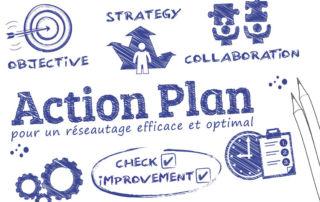 Construire et entretenir son réseau professionnel, quel plan d'action adopté ?