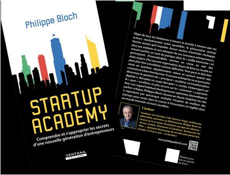Philippe Bloch : Startup Academy