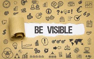 Augmenter la visibilité de son entreprise grâce à LinkedIn