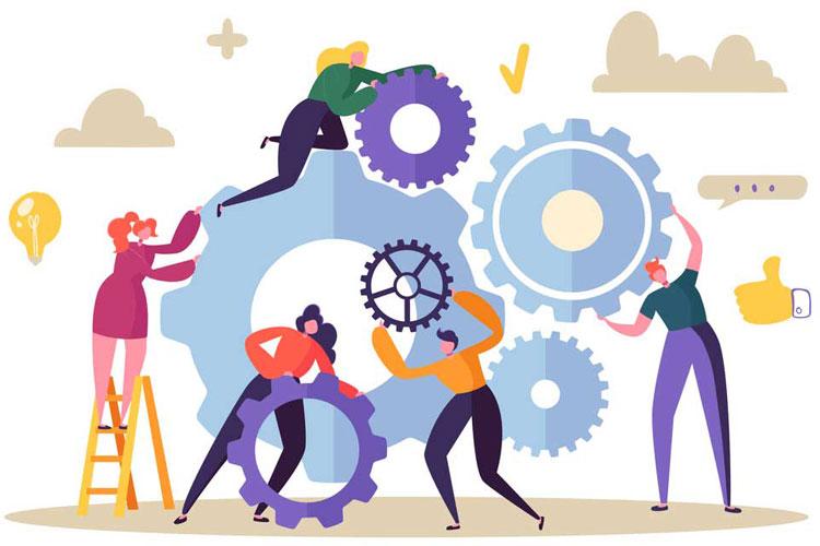 Le networking collaboratif pour construire un réseau solide